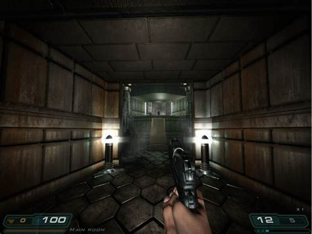 #Doom #Modern #Graphics