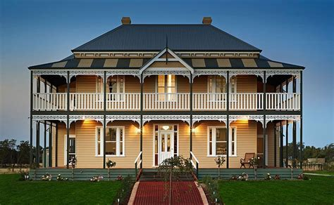 photo gallery shows  beautiful harkaway homes classic victorian  early federation