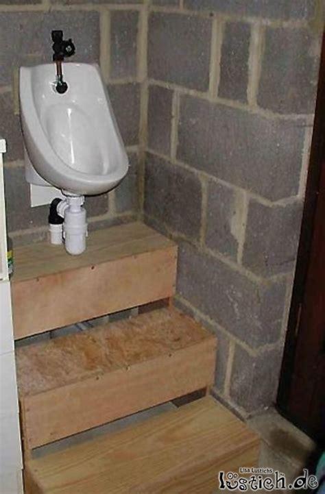 urinal treppe bild lustichde