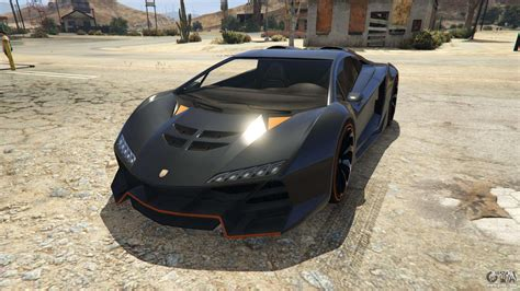 Pegassi Zentorno From Gta 5