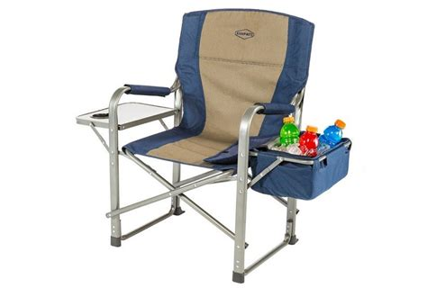 k rite 174 director s chair with side table cooler