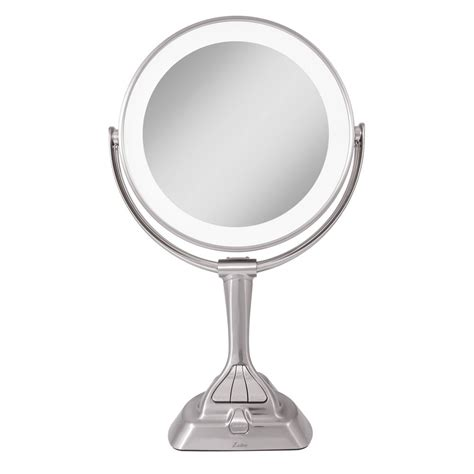 makeup mirror with light zadro lvar410 led variable lighted vanity mirror ebay 9112