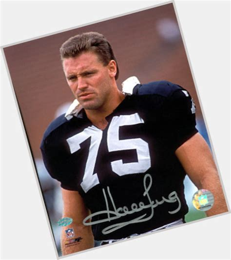 howie long official site  man crush monday mcm