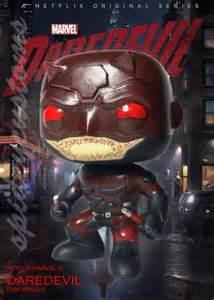 Netflix Custom Daredevil Action Figure