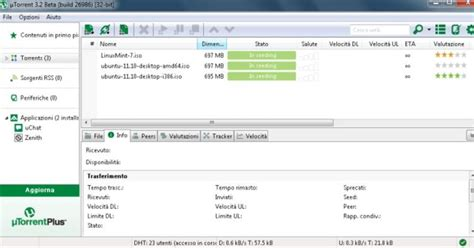 porte bittorrent scaricare veloce con utorrent e ottimizzare bittorrent