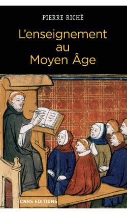 lenseignement au moyen age la cliotheque