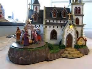 lemax 95895 church of nativity youtube