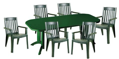 fauteuil de jardin grosfillex vert