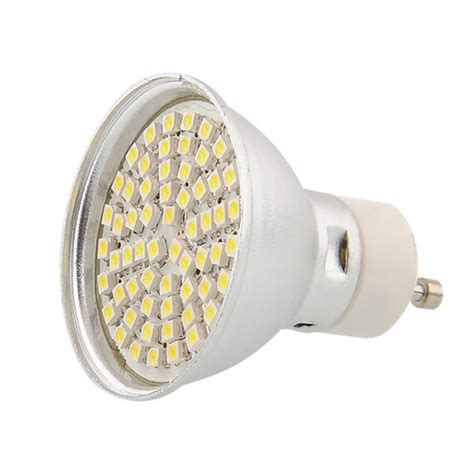 1 10x gu10 e27 light bulbs 48 60 led smd bulb 50w 60w