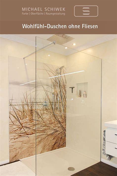 Wände Dusche Ohne Fliesen by 15 Besten Badezimmer Ohne Fliesen Bilder Auf