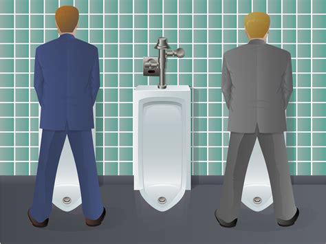 Men's Restroom Etiquette « Weekly Gravy