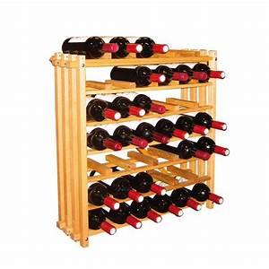 Rangement Bouteille De Vin : modulocube syst me de rangement pour le vin en h tre massif eurocave ~ Teatrodelosmanantiales.com Idées de Décoration