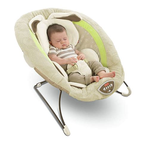 Walmart Canada Baby Bouncy Chair by My Snugabunny Deluxe Bouncer