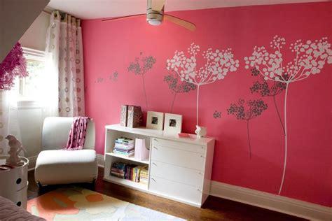 couleur mur chambre ado fille peinture chambre fille modele chambre fille peinture
