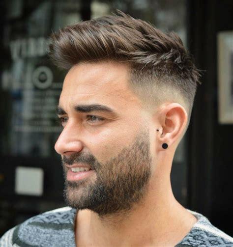 welcher haarschnitt zaehlt zu den angesagten maennerfrisuren