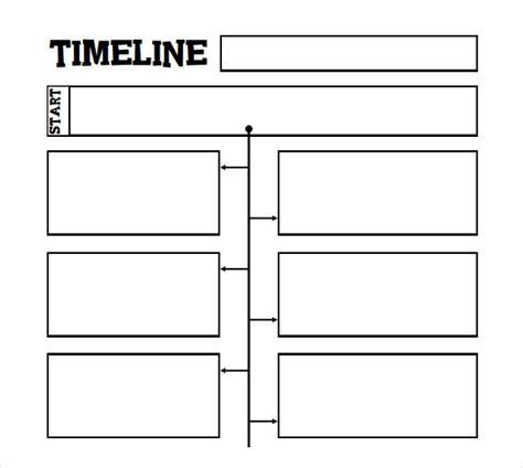 timeline template  kids    documents