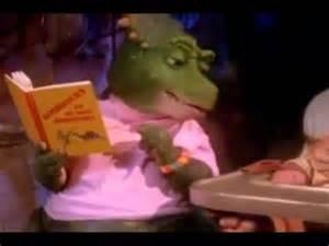 Grandma Dinosaurs TV Show