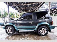 SOLD – Mitsubishi Pajero 3 Door – Green Jaski – Used