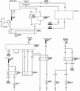 1987 Cadillac Cooling System Fan Wiring Diagram