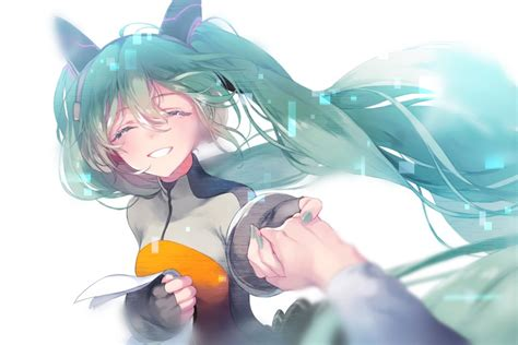 Hatsune Miku Odds And Ends Vocaloid And Etc Drawn By