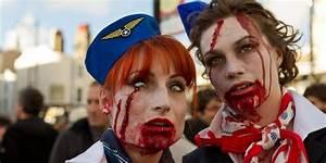 Déguisement Zombie Fait Maison : top 5 des d guisements d 39 halloween fait maison le magazine du voyageur ~ Melissatoandfro.com Idées de Décoration