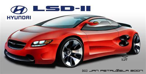 hyundai supercar concept hyundai design concept