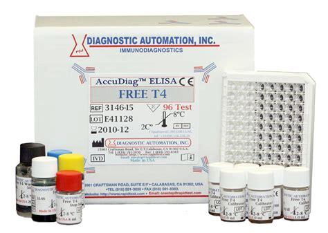 free test t4 free test t4 elisa kit t4 assay rapidtest