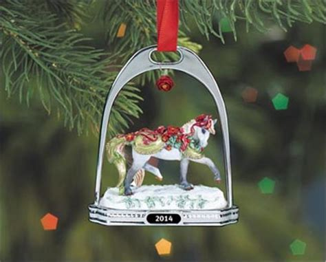 breyer  stirrup ornament