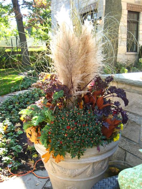 fall container planting ideas 25 best ideas about fall container gardening on pinterest fall containers fall container
