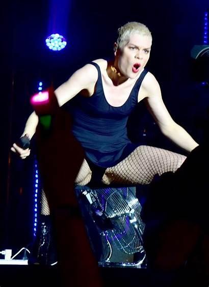 Jessie Down Dirty Stage Concert Squat Mirror