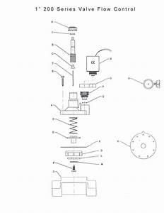 Diagram  Sprinkler Valve Parts Diagram