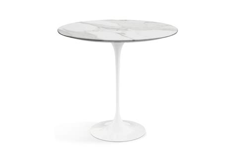 Saarinen Oval Coffee Table Marble Knoll  Milia Shop