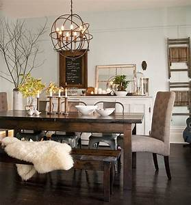 best 25 rustic dining rooms ideas that you will like on With rustic modern dining room ideas