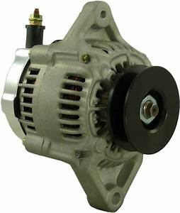 New Alternator John Deere Mower Am877740 3215b 3225b 3225c 3235b 3245c 12188