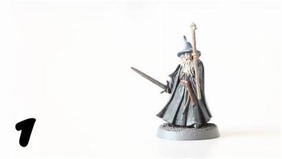 Gandalf Lord Rings Grey