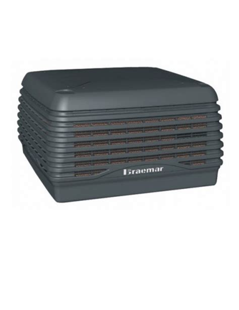 braemar paradigm lcq250 evaporative cooler supplied installed price from comfort heating