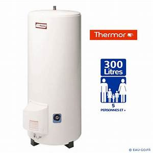 Prix Cumulus 300l : chauffe eau electrique 300l thermor steatis stable ~ Edinachiropracticcenter.com Idées de Décoration