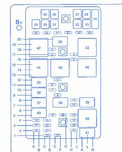 02 Pontiac Grand Prix Fuse Diagram