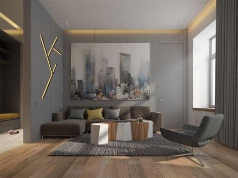 Rumah 1 Kamar Tidur Dengan Dekorasi Geometris Dirumahkucom