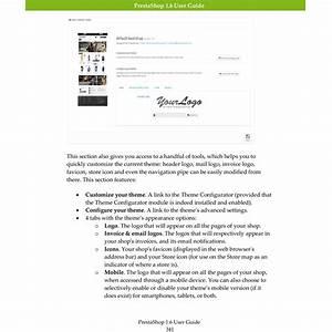 Prestashop 1 6 User Guide