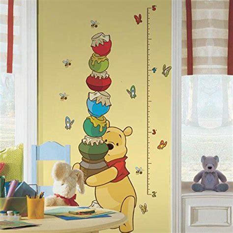 Wandtattoo Für Kinderzimmer Winnie Pooh by Winnie Pooh Messlatte F 252 R Das Kinderzimmer Wandtattoo