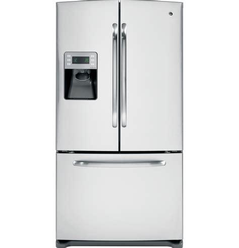 ge energy star  cu ft french door refrigerator  icemaker gfsskkyss ge appliances