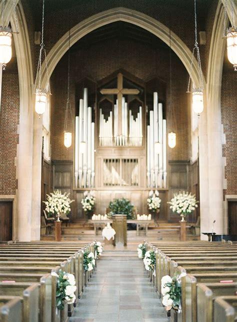 church wedding flowers ideas  pinterest pew