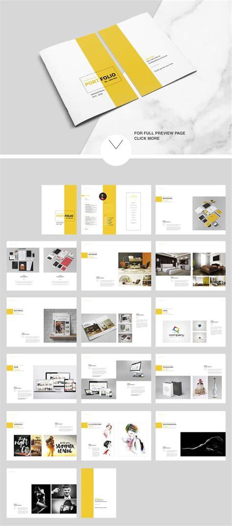 Indesign Portfolio Brochure - Vol. 2 - Brochures - 10 ...