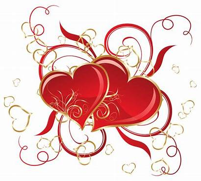 Transparent Heart Hearts Happy Valentine Anniversary Clipart