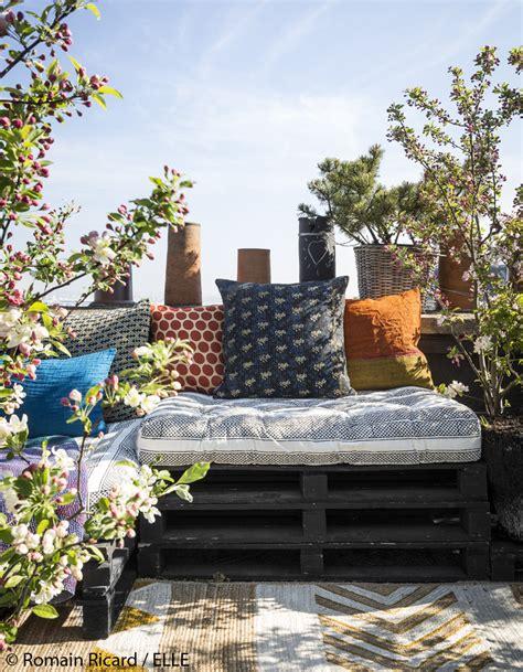 canapé de balcon comment jardiner du balcon au salon les 10 commandements