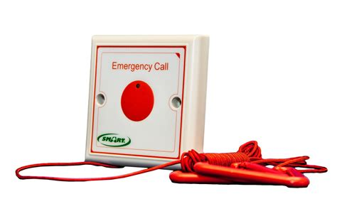 wireless waterproof call button with pull cord 2007 cbr1 castle cooper usa llc