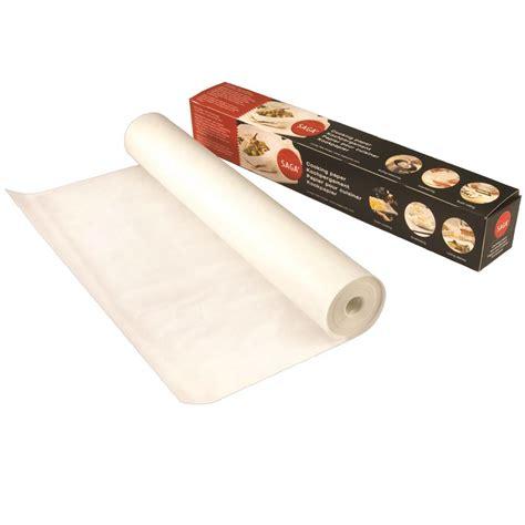 rouleau papier cuisson silicon 233 50 m tom press
