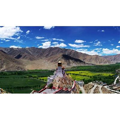 Top 10 Tibetan Cities Tibet Capital City Tour