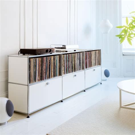 Usm Sideboard by Usm Haller Usm Sideboard With Falling Board H 74cm